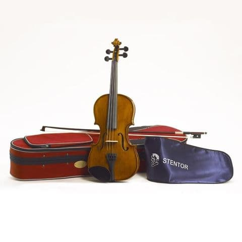 Stentor II Violin Outfit Three Quarter Size